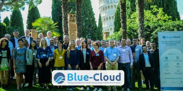 Blue-Cloud Kick off Meeting