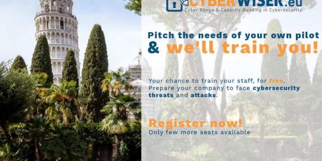 CYERWISER.eu First Open Pilot Workshop