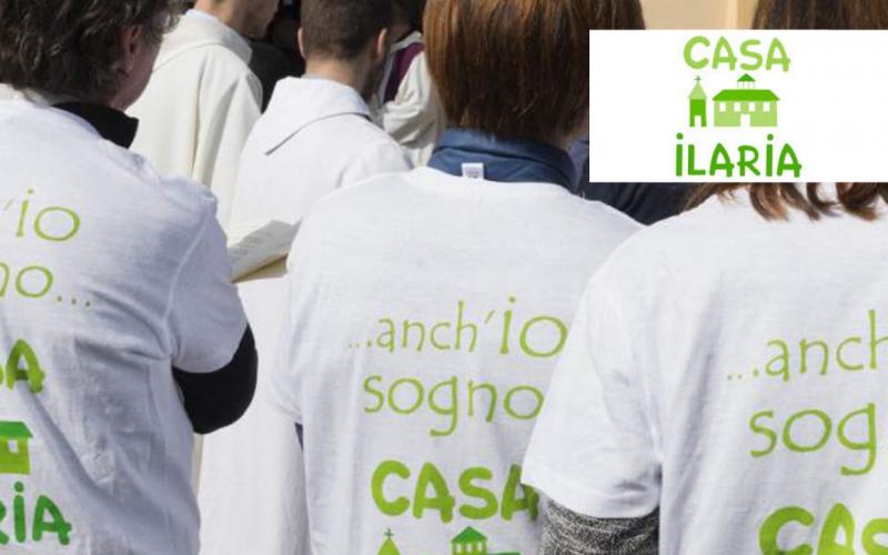 CASA ILARIA Free hospitality and help for disadvantaged people