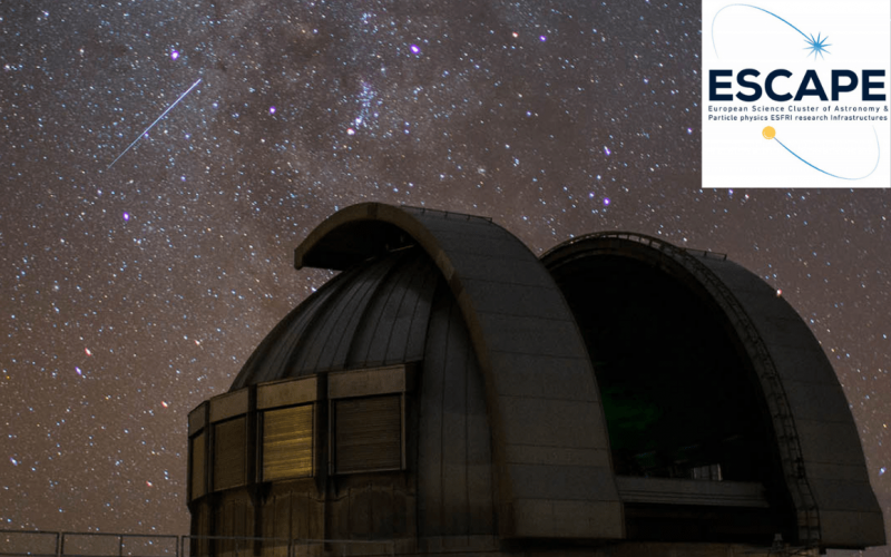 European Research Infrastructure of Astronomy, Astroparticle & Particle Physics