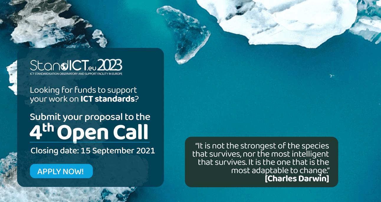 StandICT.eu 2023 4th Open Call